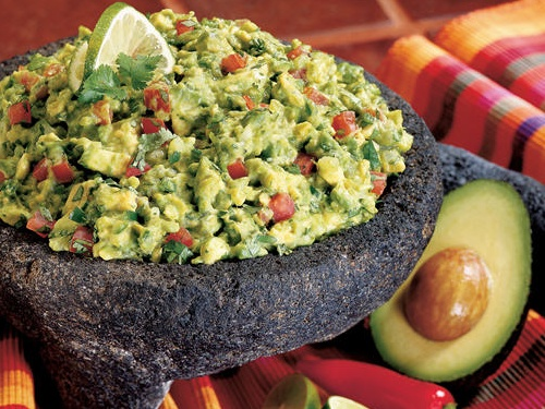 guacamole this is the best guacamole best guacamole ever we all know ...