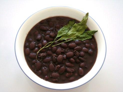 Frijoles Negros – Frijoles Refritos Recipe