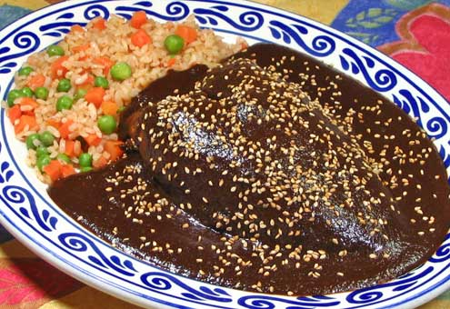 mole-poblano