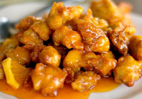 Mexican Orange Chicken Recipe