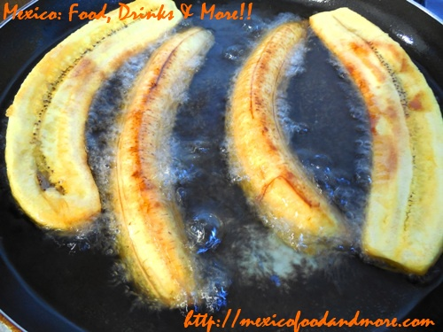 Mexican Fried Plantains 5