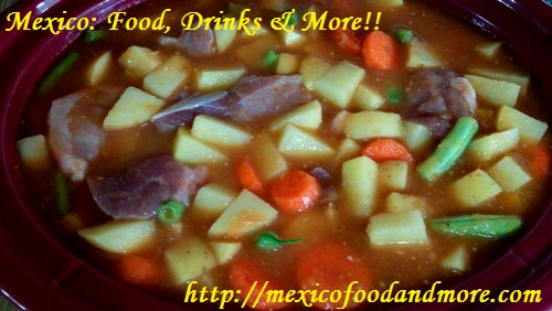 Spicy Mexican Pork Stew 11