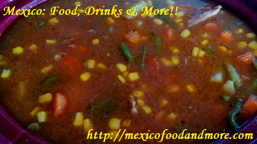 Spicy Mexican Pork Stew 13